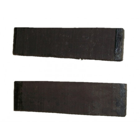 Gaboon Ebony Bridge Blank Oversized