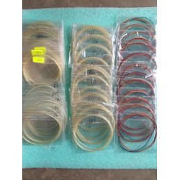Ecoosa 1.35mm Wound Looped Gut String