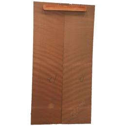 Figured Old Growth Redwood Soundboard -QC004
