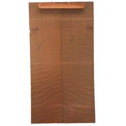Figured Old Growth Redwood Soundboard SET QC012