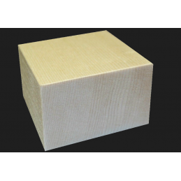 4x4x2 Spruce Corner Block
