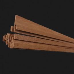 Mahogany Wood Binding