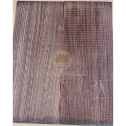 East Indian Rosewood Back and Side set - SteelString A-Grade