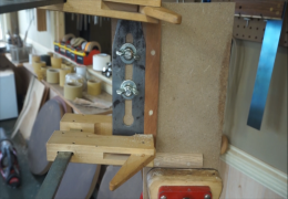Making a Purfling and Binding Thicknessing Jig