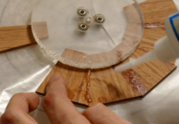 Making the Rosette – Video Tutorial