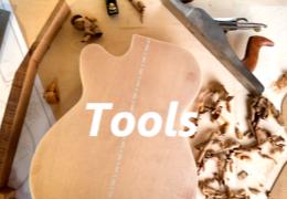 Tools – Eric Schaefer Guitar Building School